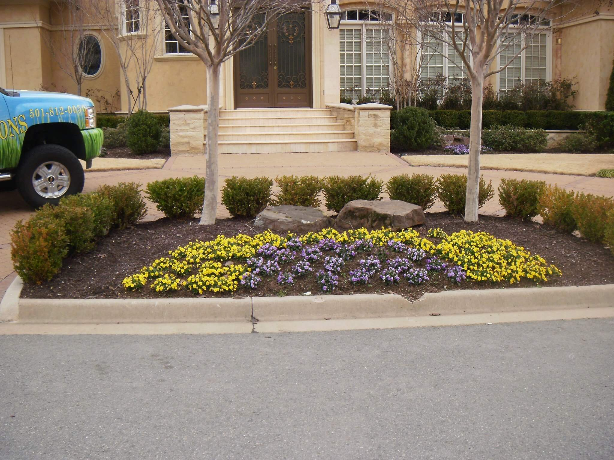Monthly Lawn Care Services & Seasonal Design Solutions
